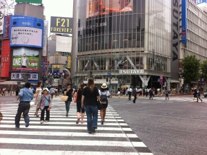 Shibyia Crossing